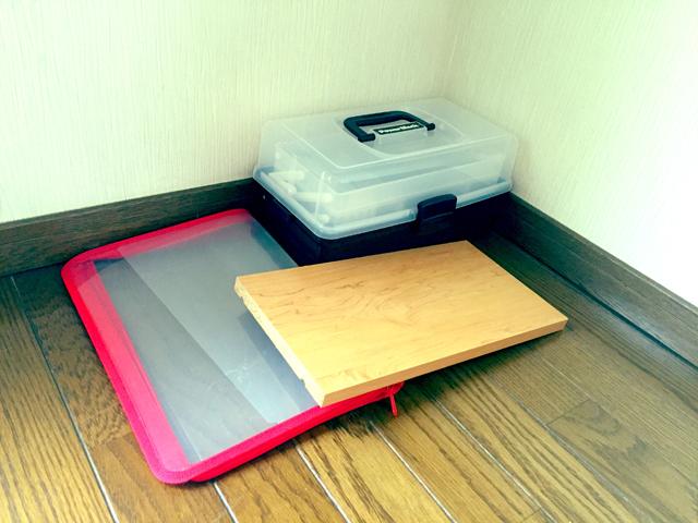片付け祭りでてたファイルや収納BOX